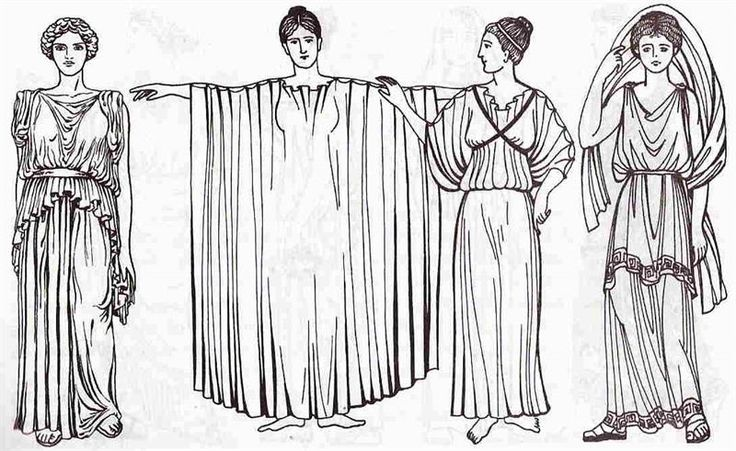 Плаксина история костюма греческий костюм