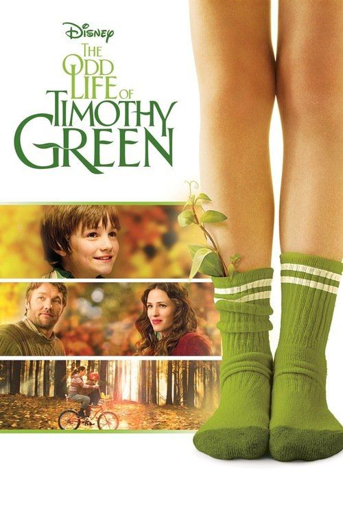 The Odd Life of Timothy Green 【 FuII • Movie • Streaming