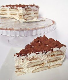 Citromhab: Tiramisu torta