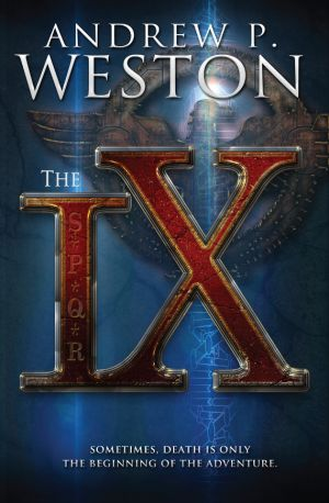 IX cover (International #1 Bestseller)