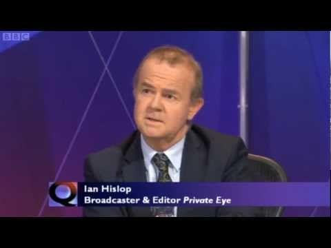 Ian Hislop explains Capital Punishment to an Idiot. - YouTube