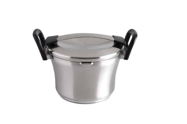 Auriga Stainless Steel Covered Stockpot by BergHOFF
