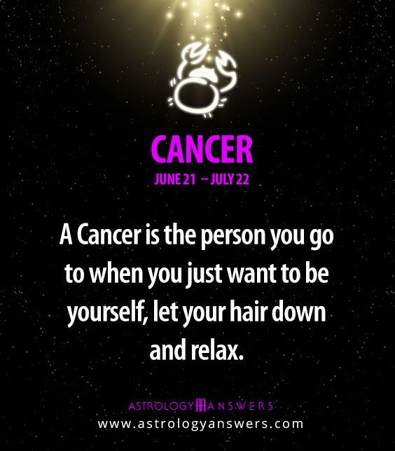 #Cancer #Astrology :) To learn even more about #Cancer zodiac sign, just click on the picture!