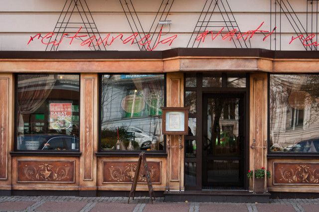 Szczecin restaurant