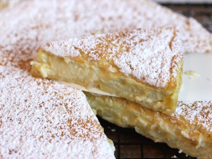 A milk based dessert, Latteruolo is a great example of a simple Italian countryside sweet with delicate flavor.