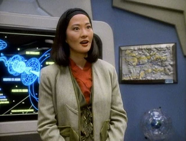 #happybirthday to Rosalind Chao, known to #startrek fans ...