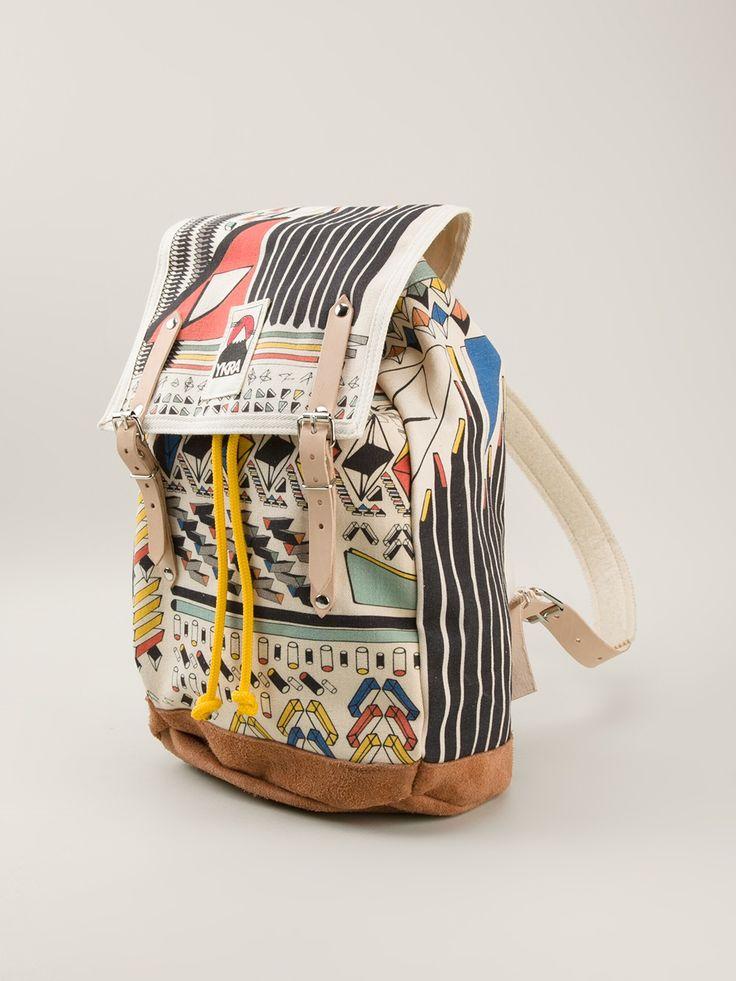 Henrik Vibskov x YKRA > MATRA Mini backpack