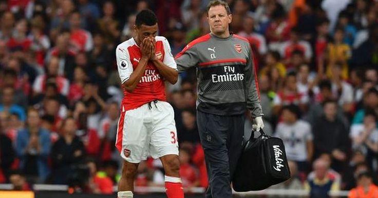 Arsenal FC: Arsene Wenger Cemas Menanti Kabar Cedera Francis Coquelin -  http://www.football5star.com/liga-inggris/arsenal/arsenal-fc-arsene-wenger-cemas-menanti-kabar-cedera-francis-coquelin/88894/