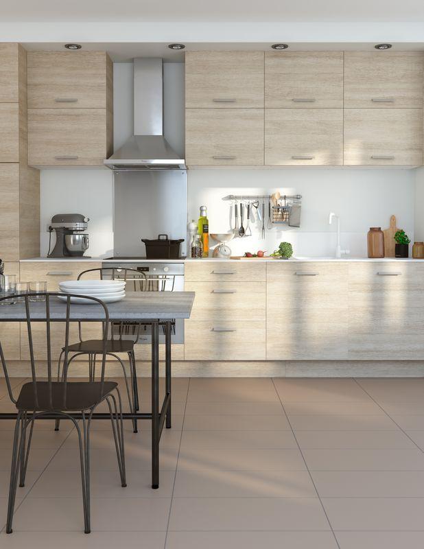 cuisine cooke lewis unik ch ne clair castorama cuisine pinterest ch ne clair castorama. Black Bedroom Furniture Sets. Home Design Ideas