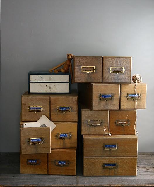 makeshift cabinet