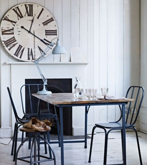 Large Dining Rooms: Interior Decoration On A Budget: In Pictures