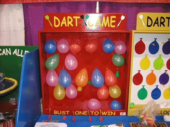 Dart Game #Carnival