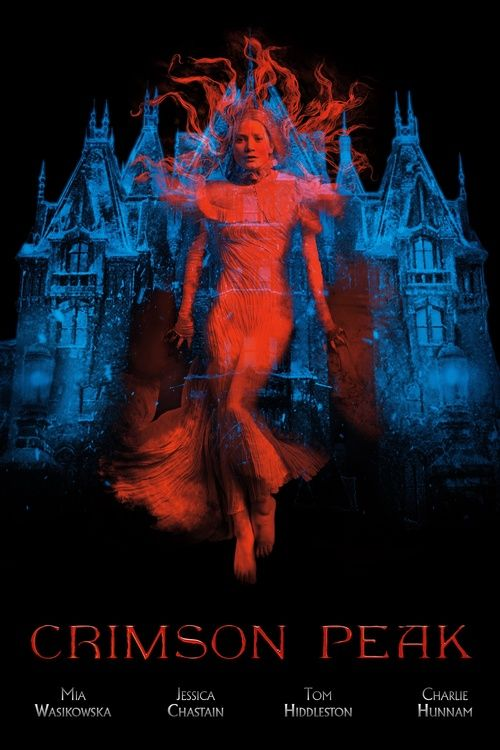 Crimson Peak 2015 full Movie HD Free Download DVDrip