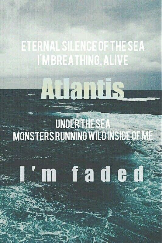 Faded ~ Alan Walker
