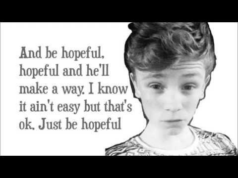 Hopeful Bars and Melody [Official Lyric Video] Such a great message! Be sure to subscribe, each subscription gives 1P to charity!