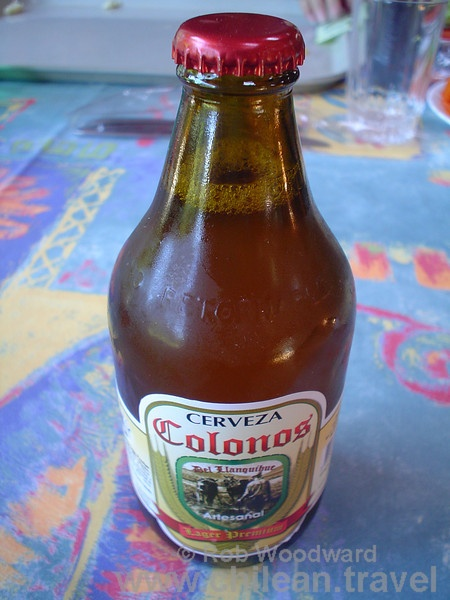 Colonos #beers #chile #chileanbeer