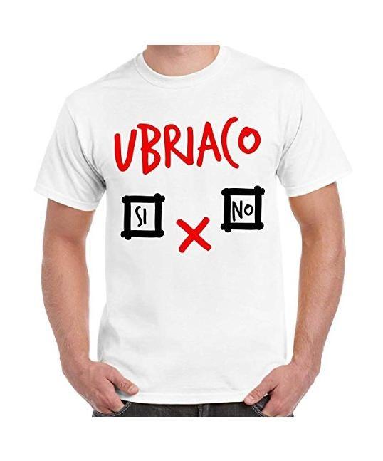 Un meme diventato un must è ora su una T-shirt! Simpatica idea regalo con la scritta Ubriaco Si/No!  SEGUICI ANCHE SU TELEGRAM: telegram.me/cosedauomo