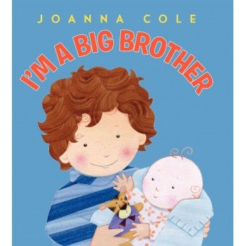 This is a bestselling and reassuring children's picture book about how special it is to become a big brother. It also covers a new baby cryi...