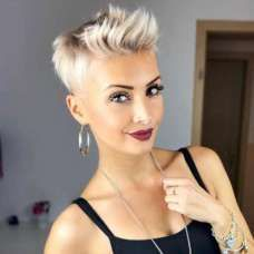 Short Hairstyle 2018 – 166