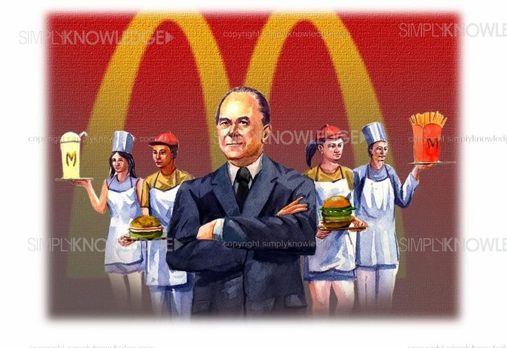Biography of Ray Kroc   Simply Knowledge