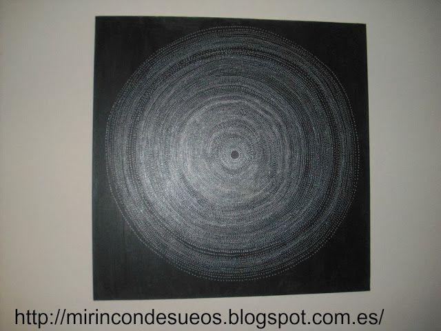 Cuadro en blanco y negro hacer cuadros faciles - Cuadro blanco y negro ...