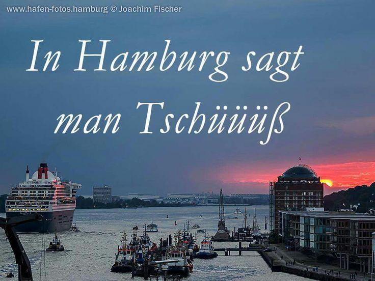 88 besten hamburg spr che bilder auf pinterest hamburg - Hamburg zitate ...