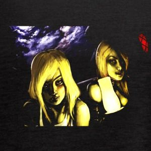 Dark Sisters - Women's Tank Top by Bella