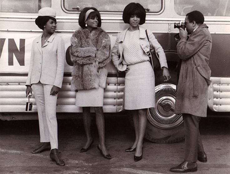 Diana Ross & The SupremesMusic, Florence Ballard, Paris 1965, Berries Gordy, Diana Ross And The Supreme, People, Swings Sixties, Black, 1960