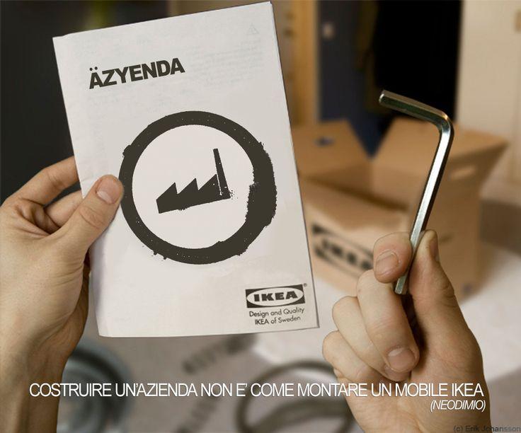 Come si costruisce un'Azyenda?   www.neodimio.it #makeinsicily