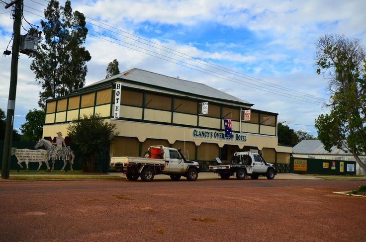 Clancy's Overflow Hotel, Isisford QLD