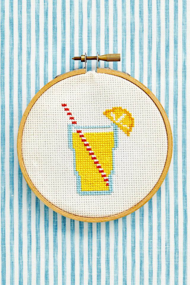 Country Living's Free Cross-Stitch Patterns  - CountryLiving.com
