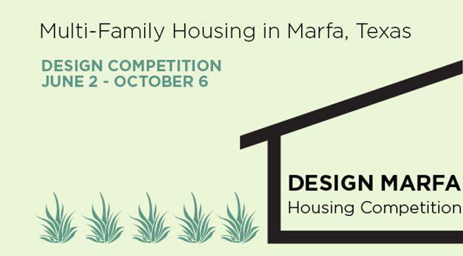 Multi-family housing in Marfa, Texas