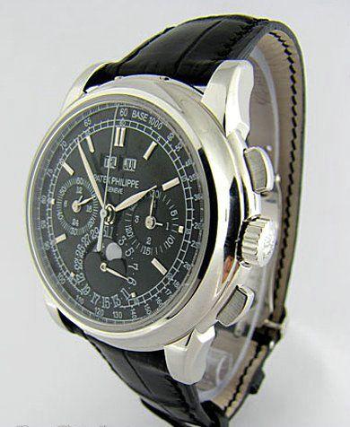 Replica Patek Philippe Chronograph Perpetual Calendar 5970p $195.00