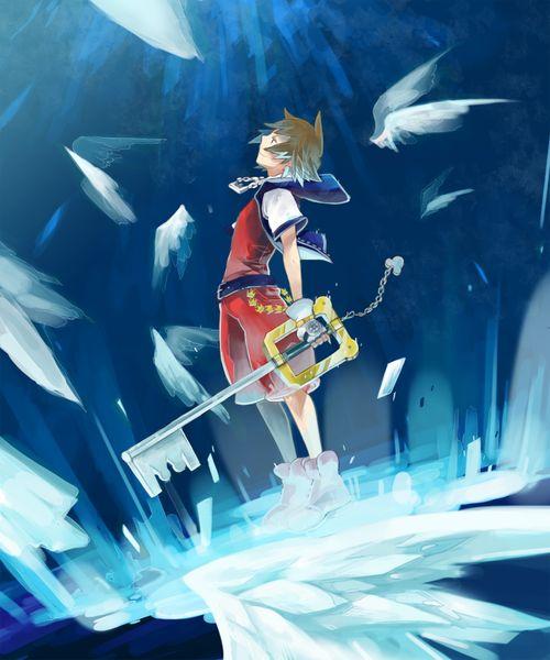 ladykyuubi:  Kingdom Hearts