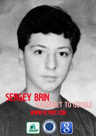 Sergey Brin: Greenbelt to Google