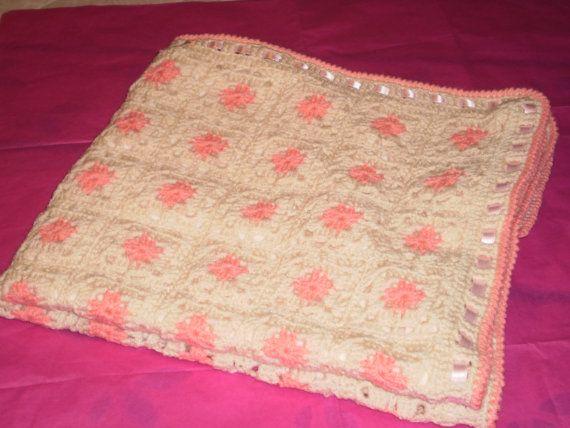 scialle lana copertina culla per neonati di Aquilonicolorati