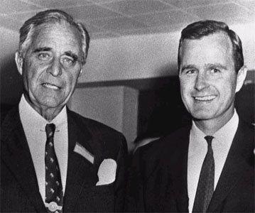 Er zijn verschillende journalisten die het verhaal van Prescott Bush hebben onderzocht. De contacten die Prescott Bush had met Nazi-Duitsland zijn in feite weerzinwekkend. Deze man had contacten met IG-Farben, het bedrijf dat het gifgas leverde voor de latere concentratiekampen.  Bush moet hiervan op de hoogte zijn geweest, immers zijn geld was uitgeleend aan dit bedrijf, waarvan de eigenaar Frits Thyssen een persoonlijke vriend was geworden van Bush en zijn compagnon. Doordat Bush op…