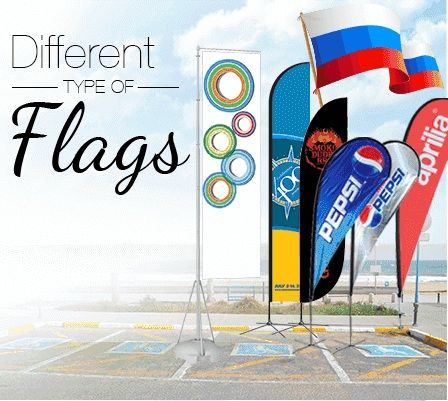 Design innovative and captivating #flags for your #business and #events! http://www.bannerbuzz.ca/flags.html