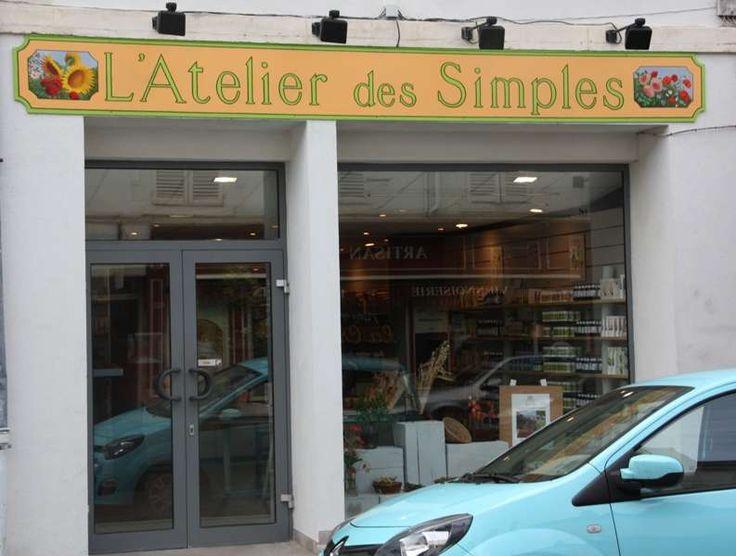 Châteauneuf-sur-Loire : L'Atelier des Simples - produits naturels bio (Commerces et services)