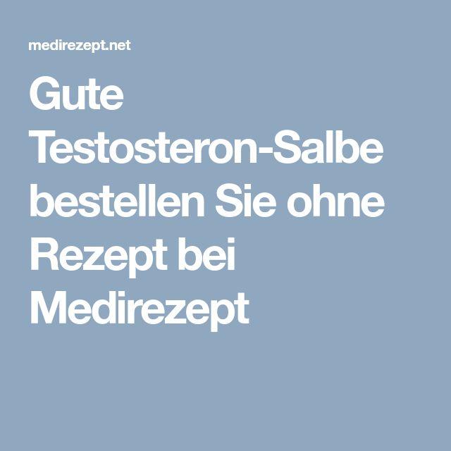 Ab 50 Testosteron