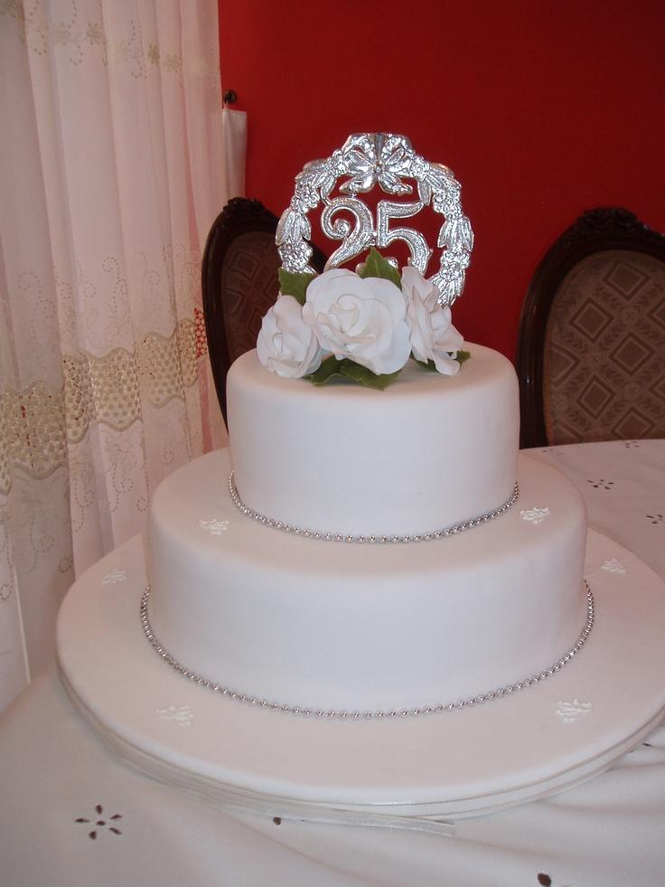 para bodas de plata