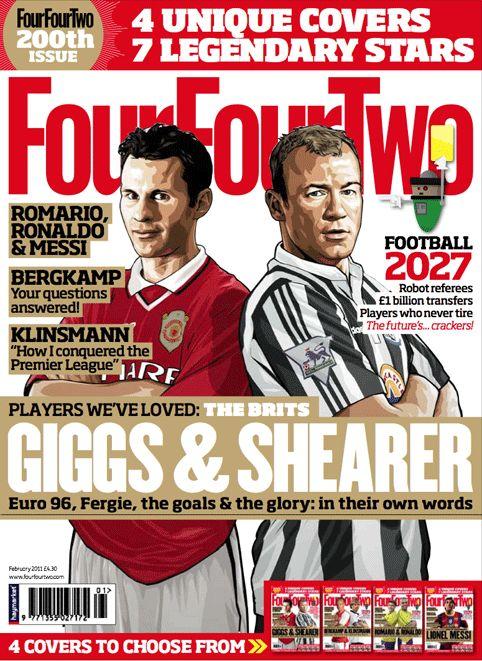 FourFourTwo+cover+illustration