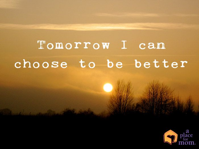 Quote: Be Better Tomorrow