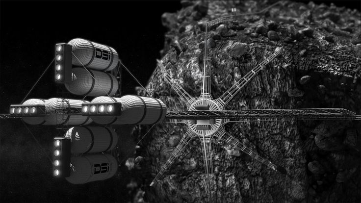 Luxembourg Boldly Goes Into Asteroid Mining Grand Duchy backs robotic prospecting for water and minerals.