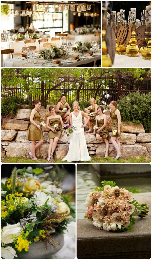 6 Perfect Fall Wedding Colors Ideas and Wedding Invitations |