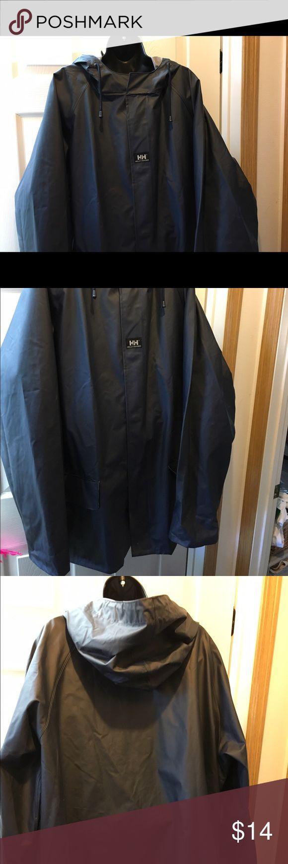 Helly Hansen Rain jacket Jacket is in new condition!  Rarely used. Helly Hansen Jackets & Coats Raincoats