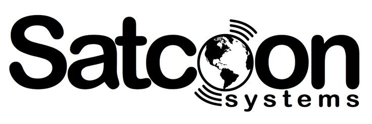 Logo voor online satellietsystemen shop