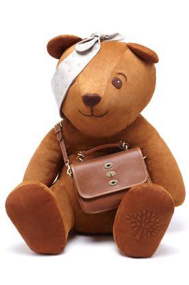 Mulberry's handmade Pudsey Bear  <3
