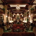 The Peabody Hotel Memphis TN.  One of the best in the MidSouth. Historic and blocks away from Beale Street. Gotta see the ducks in the hotel lobby bar. Rooms are historic beautiful. :) --Melly Mel  #travel #hotels #memphis