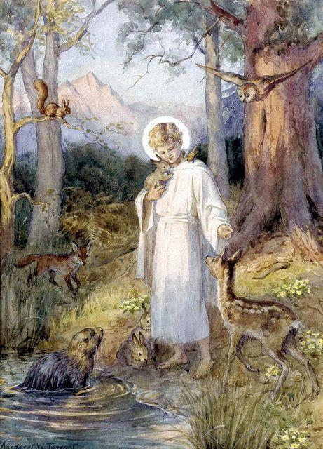 Illustrations de Margaret W- Tarrant